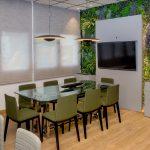 Proyecto Un safari en el despacho - Angélica Escolano Interiorismo